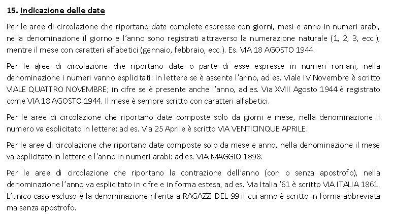 numeri romani cancellati roma