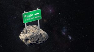 plutone new horizons flyby