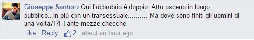 roma fa schifo trans commenti - 3