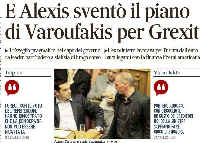 varoufakis soros grexit