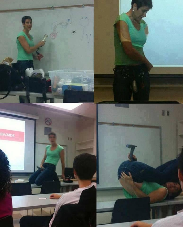 gender insegnante educazione sessuale