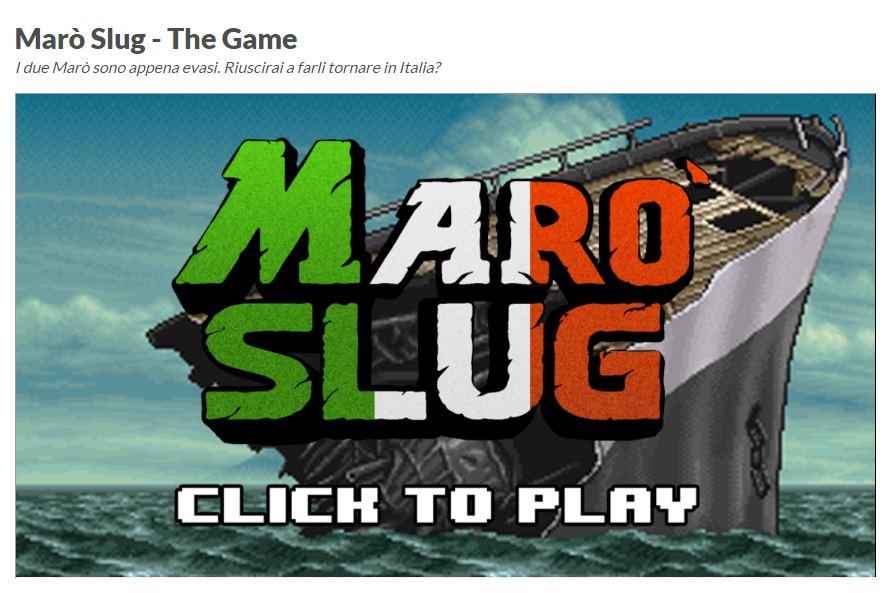 marò slug