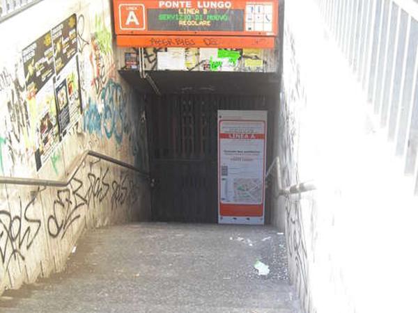 metro roma chiusa 1