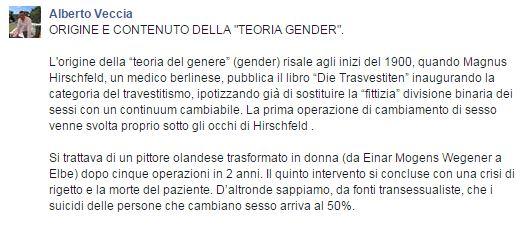 veccia gender transessuali