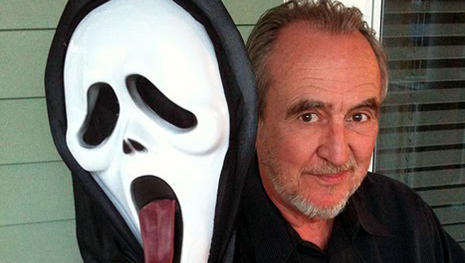 wes craven scream