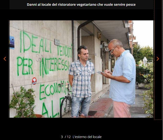 Maledetti interessi economici!1 (fonte: La Nazione)
