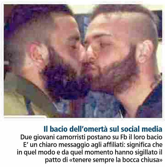 camorristi baciano facebook