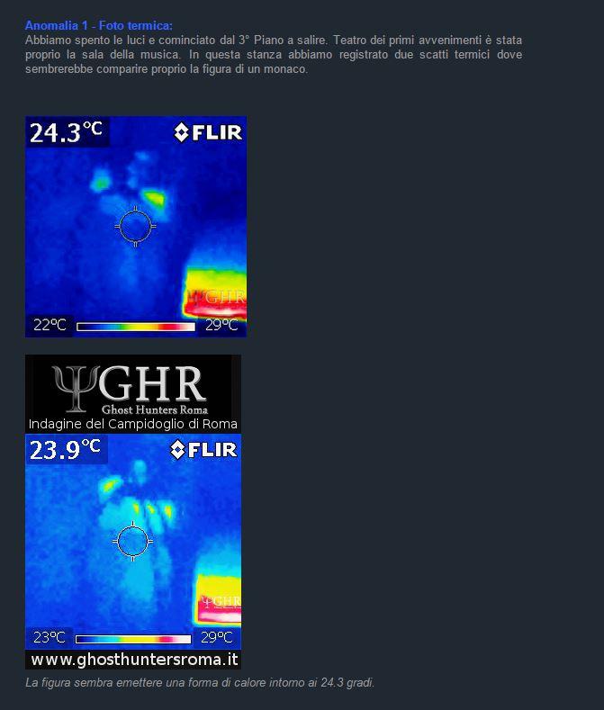 Perché un fantasma dovrebbe avere una temperatura superiore allo zero? (fonte: http://www.ghosthuntersroma.it/)