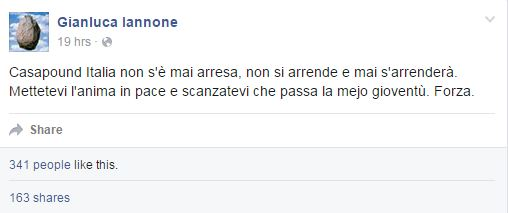 gianluca iannone facebook