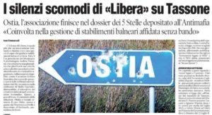 libera movimento 5 stelle mafia ostia
