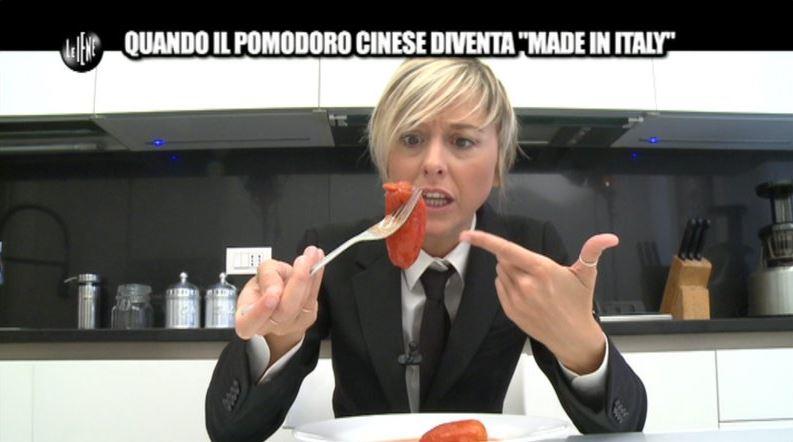 nadia toffa pomodoro cinese made in italy