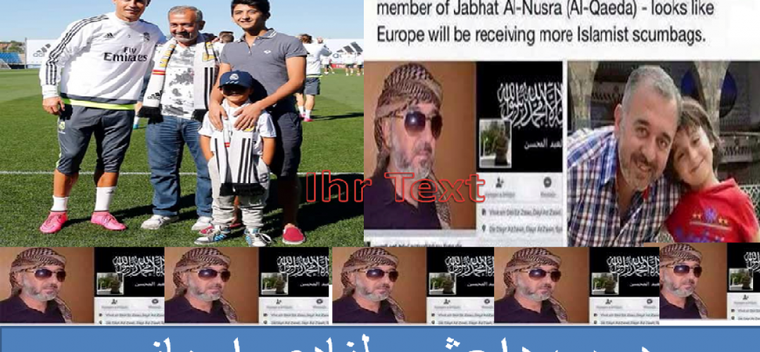Lo screenshot della pagina Facebook di Osama Abdul Mohsen