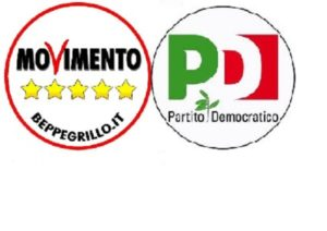 partito democratico movimento 5 stelle