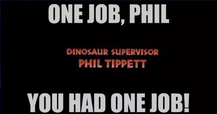phil tippet dinosauri