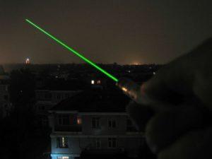 puntatori laser verdi 1
