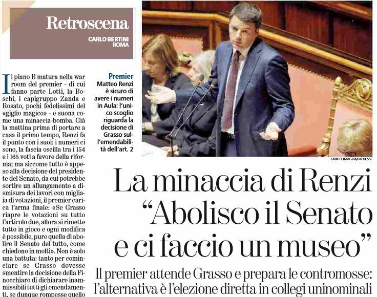 renzi senato museo 2