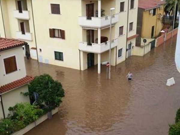 alluvione olbia sott'acqua 3