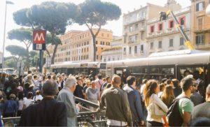 atac roma tornelli sciopero