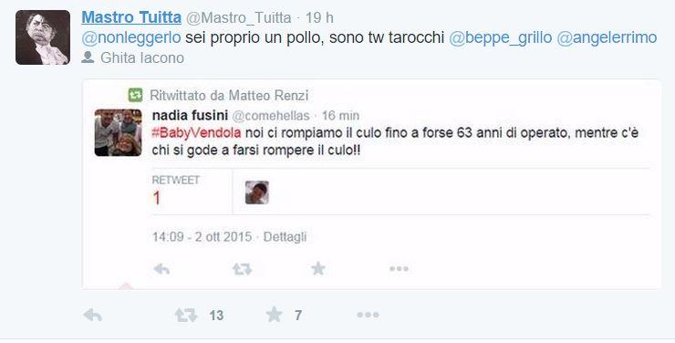 beppe grillo tweet 1