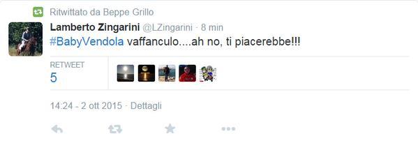 beppe grillo tweet