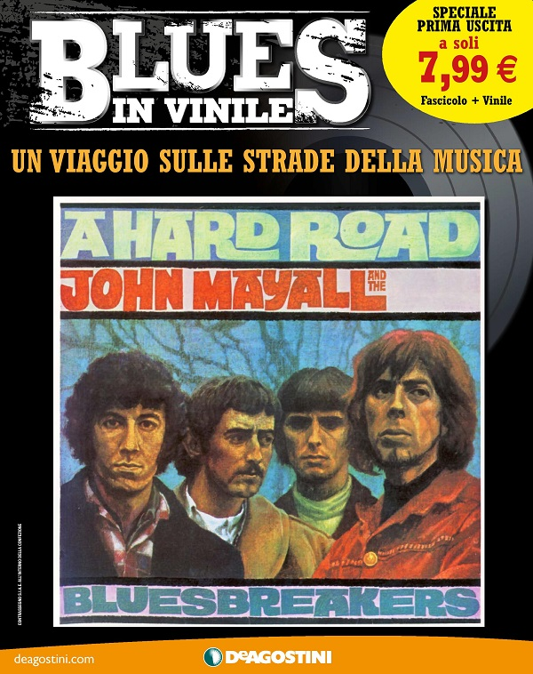 blues in vinile de agostini 3