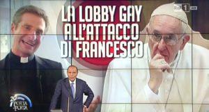 bruno vespa lobby gay vaticano
