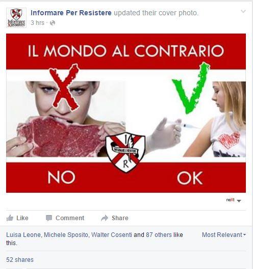 carne rossa cancerogena complotti - 5