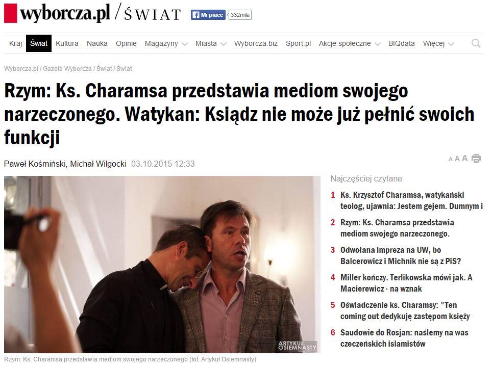 don Krzysztof Charamsa 1