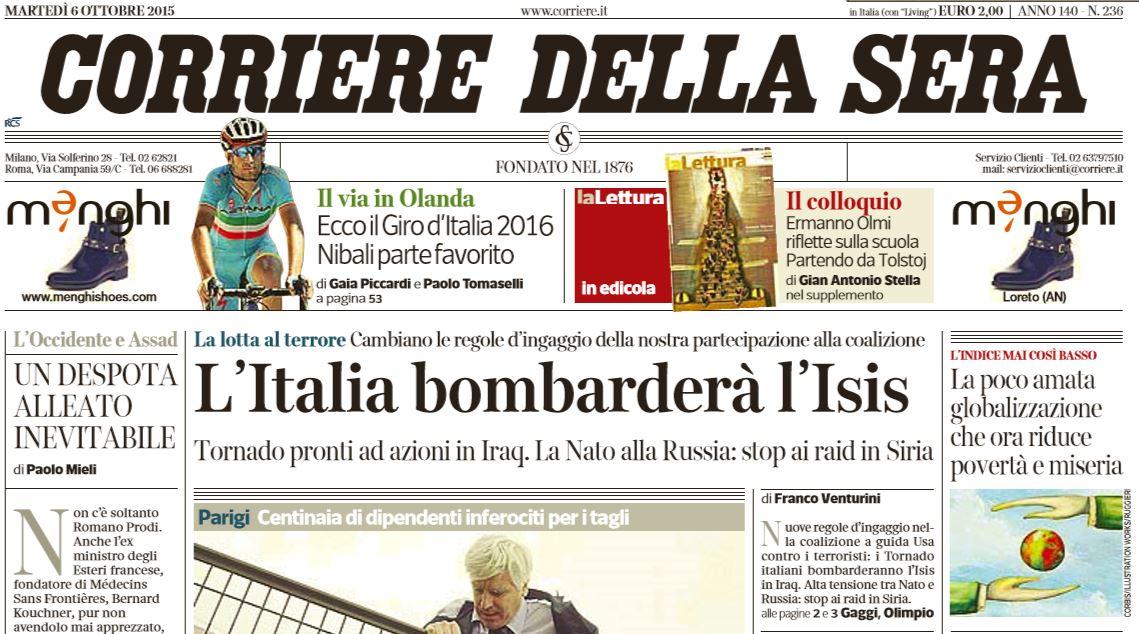 italia bombarda isis iraq 1