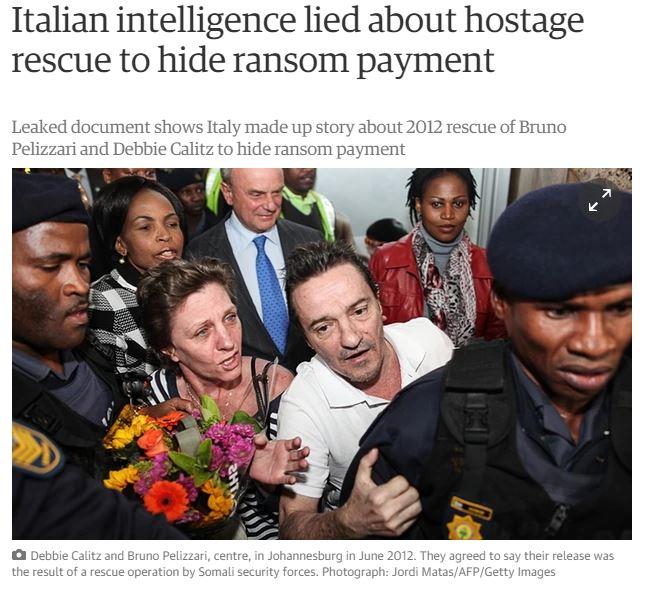 italia soldi riscatto terroristi al jazeera inchiesta 1