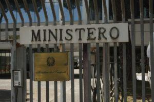 ministero infrastrutture corruzione dama nera