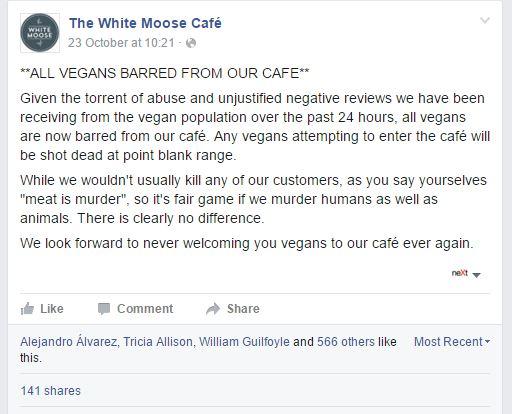 ristorante vegani dublino - 2