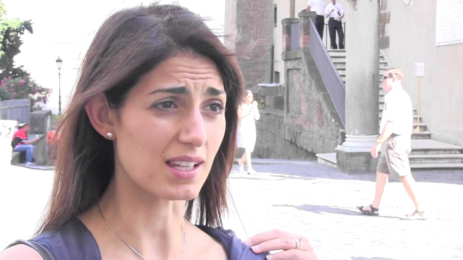 virginia raggi movimento 5 stelle