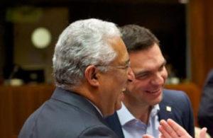 Costa e Tsipras