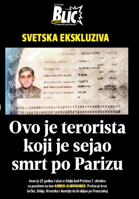 abdeslam salah passaporto siriano falso