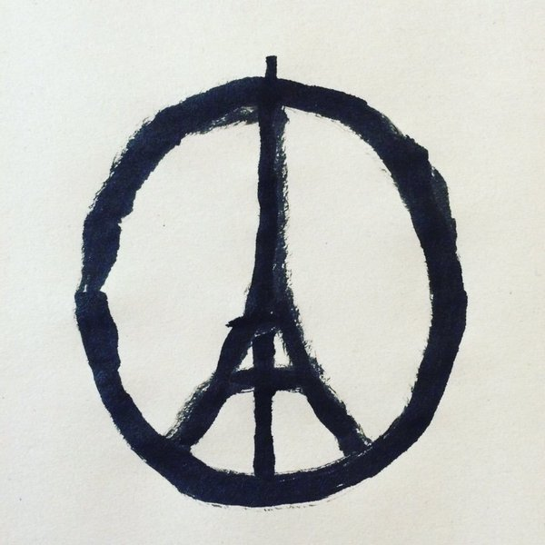 banksy peace for paris