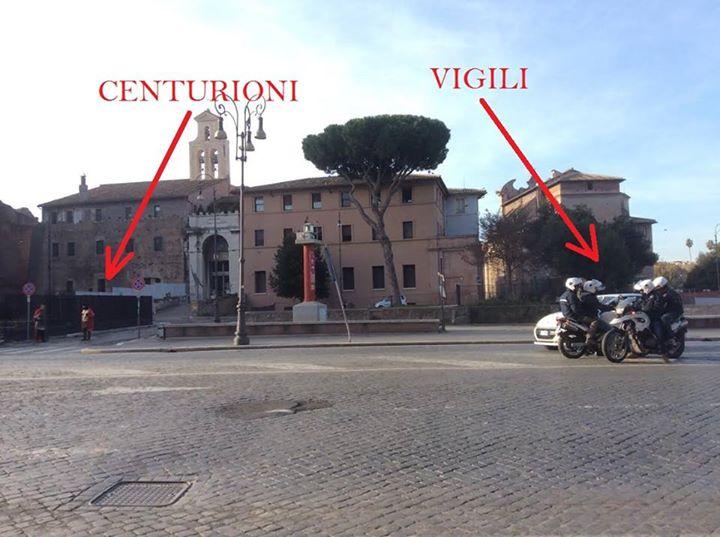 centurioni colosseo