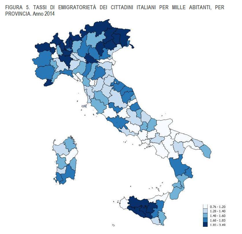 istat calo immigrazioni 2014 - 3
