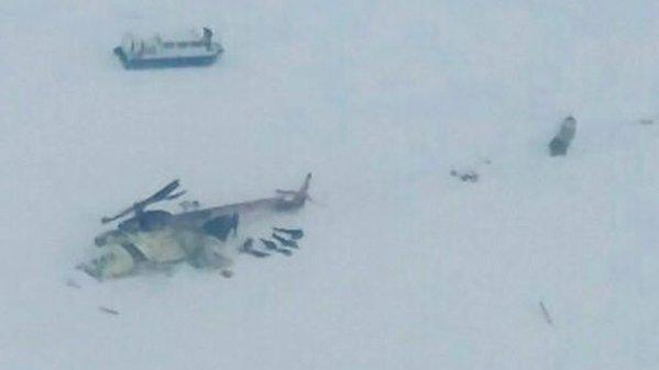 krasnoyarsk elicottero