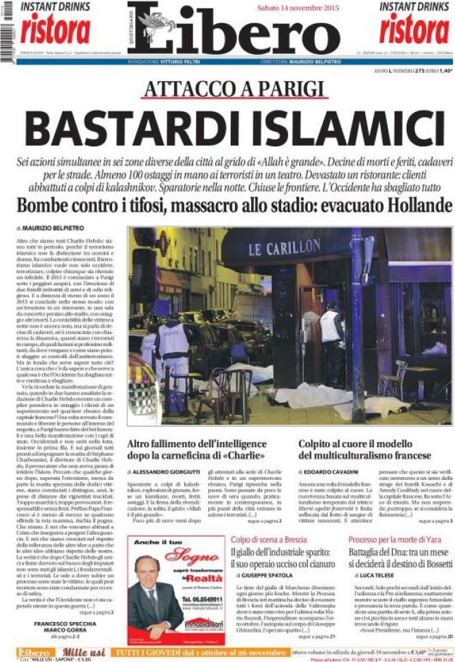 libero bastardi islamici