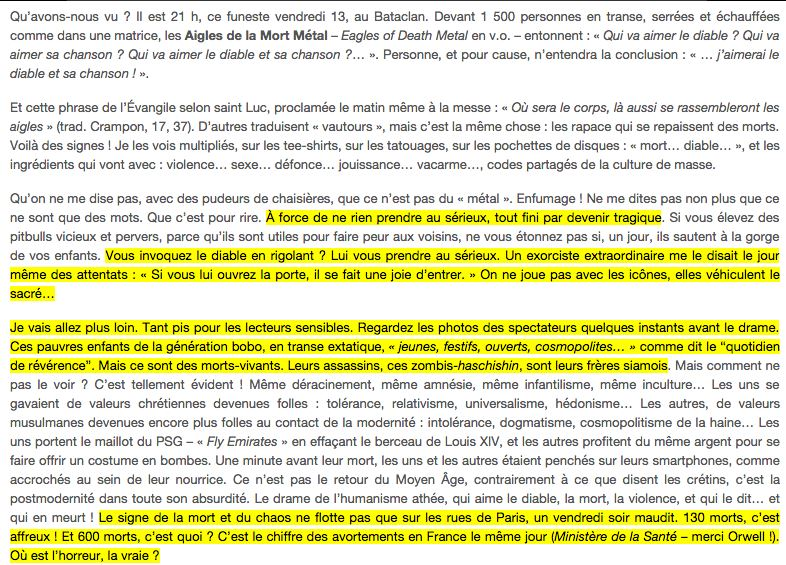 lione bataclan prete cattolico vittime isis - 2