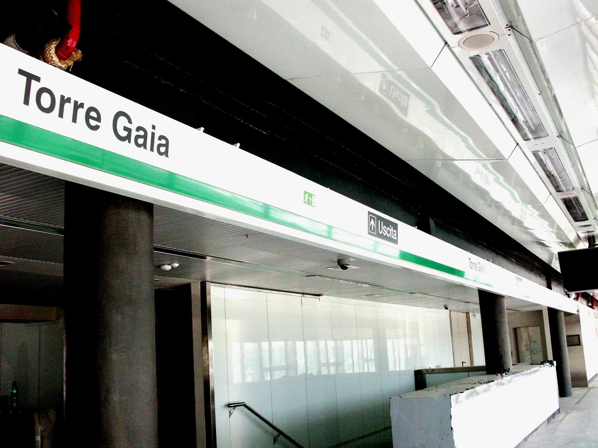metro torre gaia