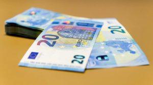 nuovi 20 euro cop