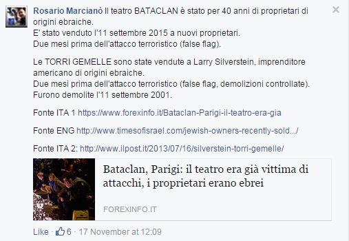 parigi attentati marcianò false flag - 3