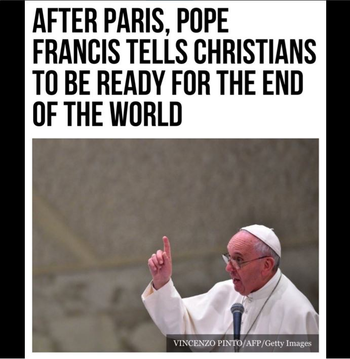 profezia nostradamus giubileo papa francesco parigi - 5