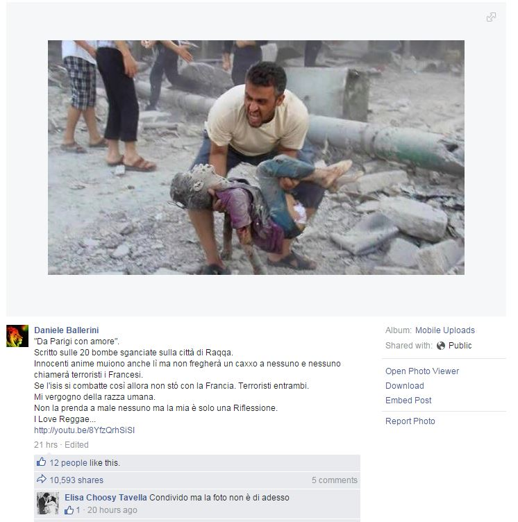 siria bombardamenti francesi vittime - 3