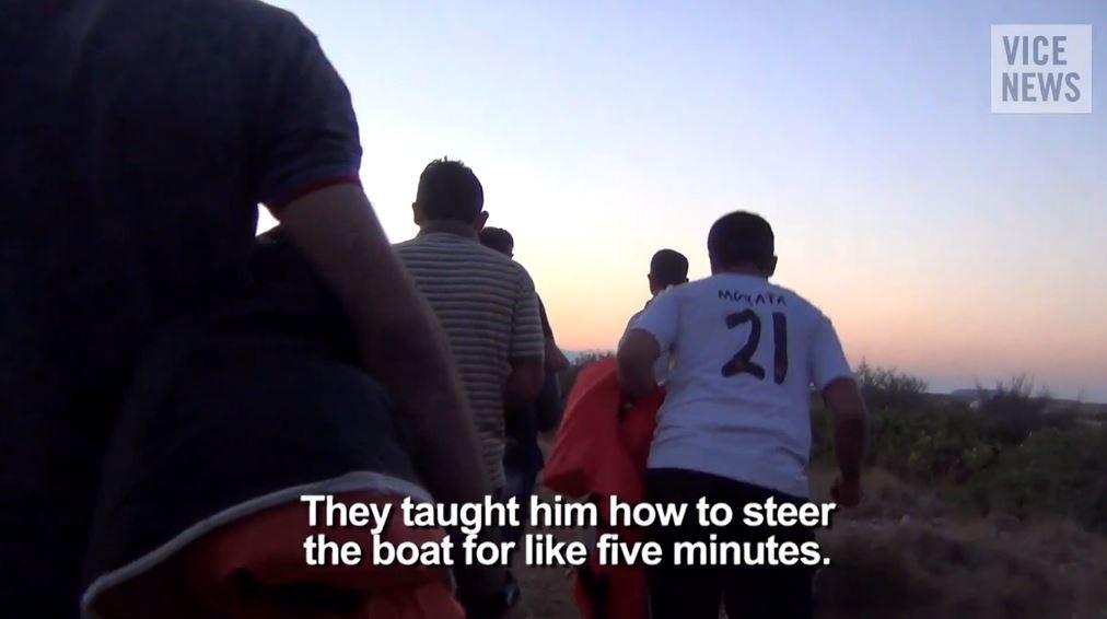 La pratica di lasciare i migranti in balia delle onde e abbandonati a sé stessi è diffusa tra i trafficanti di uomini