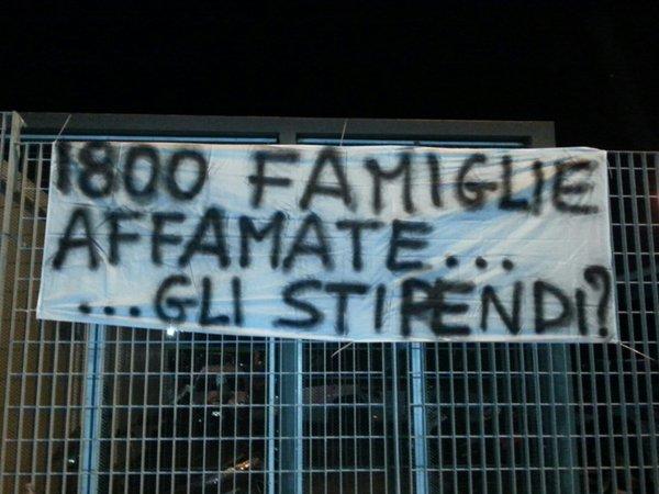 tpl roma sciopero