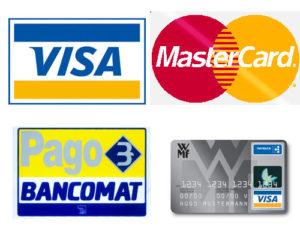 bancomat carte di credito
