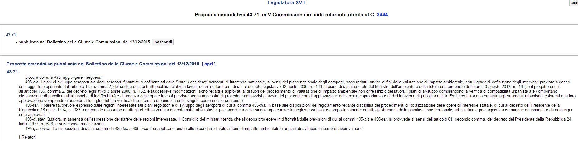 emendamento pd aeroporto firenze VIA - 2